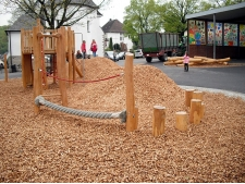 wood chips for playgrounds